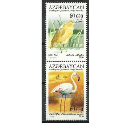 Znaczek Azerbejdżan 2010 Mi 832-833 Czyste **
