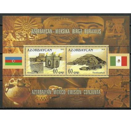 Znaczek Azerbejdżan 2010 Mi bl 96 Czyste **