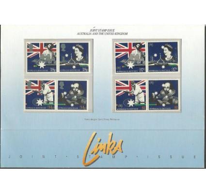 Znaczek Australia 1988 Mi 1114-1117 Czyste **