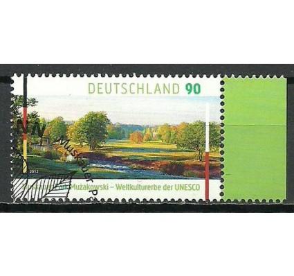 Znaczek Niemcy 2012 Mi 2944 Stemplowane