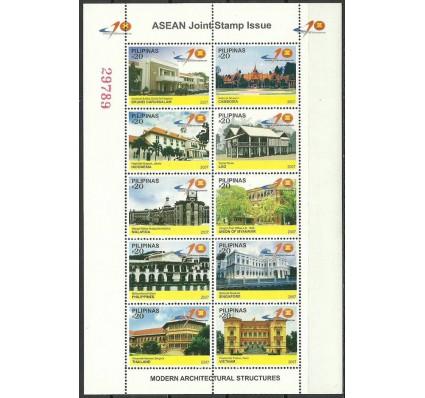 Znaczek Filipiny 2007 Mi ark 3945-3954 Czyste **
