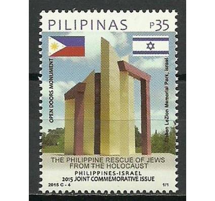 Znaczek Filipiny 2015 Mi 4904 Czyste **