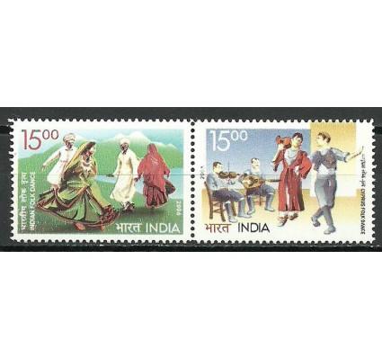 Znaczek Indie 2006 Mi 2139-2140 Czyste **
