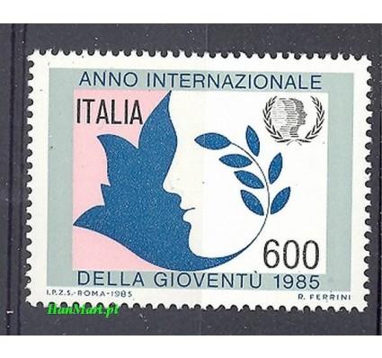 Włochy 1985 Mi 1939 Czyste **