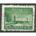 Polska 1948 Mi 502 Fi 467 Stemplowane