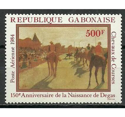 Znaczek Gabon 1984 Mi 898 Czyste **