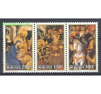 Znaczek Burundi 1992 Mi 1766-1768 Czyste **
