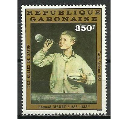 Znaczek Gabon 1982 Mi 840 Czyste **
