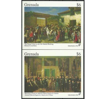 Znaczek Grenada 1992 Mi bl 301-302 Czyste **
