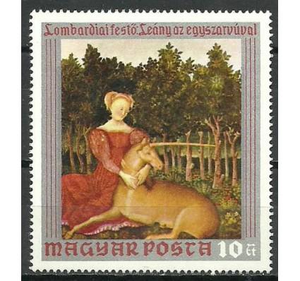 Znaczek Węgry 1970 Mi 2640 Czyste **