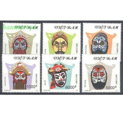 Wietnam 1999 Mi 2979-2984 Czyste **