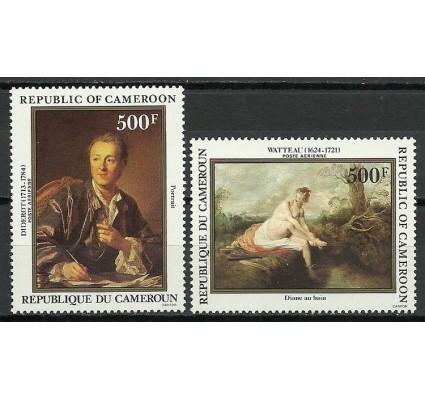 Znaczek Kamerun 1984 Mi 1053-1054 Czyste **