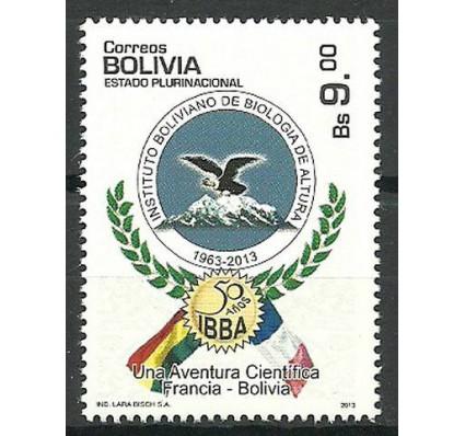Znaczek Boliwia 2013 Mi 1924 Czyste **