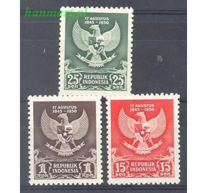 Indonezja 1950 Mi 65-67 Czyste **