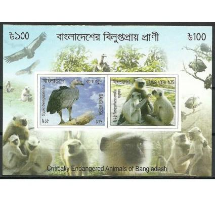 Znaczek Bangladesz 2012 Mi bl 50 Czyste **