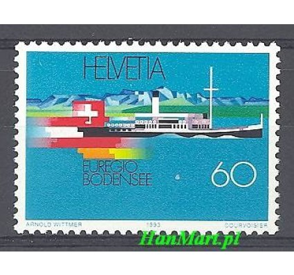 Znaczek Szwajcaria 1993 Mi 1501 Czyste **