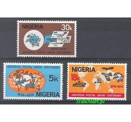 Nigeria 1974 Mi 304-306 Czyste **