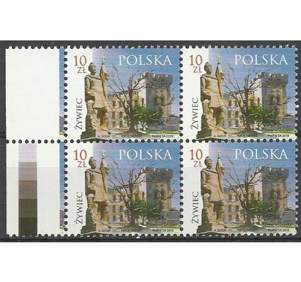 Znaczek Polska 2018 Mi 4996 Fi 4846 Czyste **