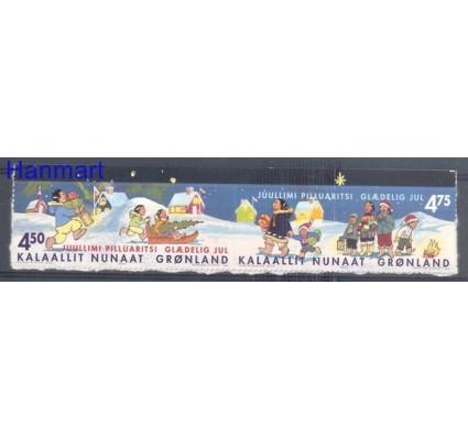 Znaczek Grenlandia 2002 Mi 391-392 Czyste **