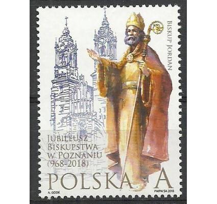 Znaczek Polska 2018 Mi 4997 Fi 4847 Czyste **