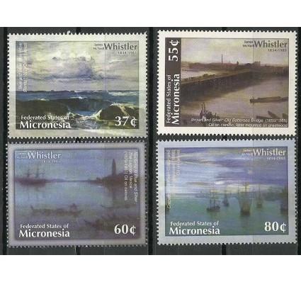 Znaczek Mikronezja 2003 Mi 1469-1472 Czyste **