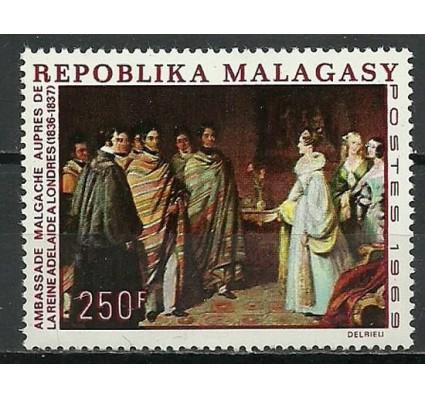 Znaczek Madagaskar 1969 Mi 598 Czyste **