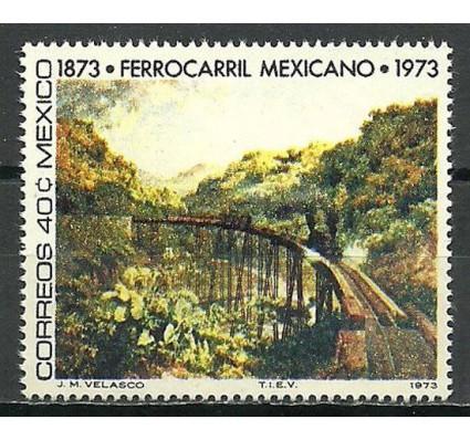 Znaczek Meksyk 1973 Mi 1392 Czyste **