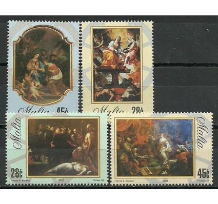 Znaczek Malta 2005 Mi 1400-1403 Czyste **