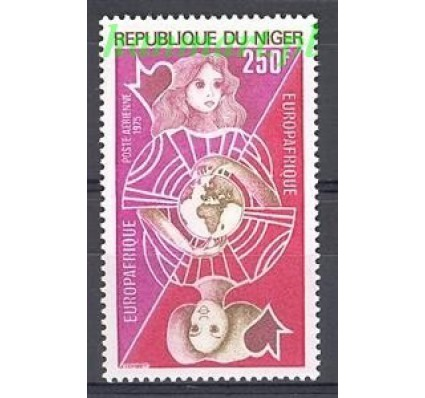 Znaczek Niger 1975 Mi 455 Czyste **