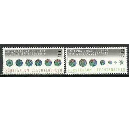 Znaczek Liechtenstein 2014 Mi 1722-1723 Czyste **