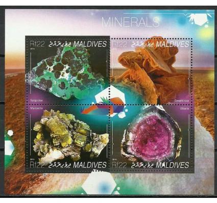 Znaczek Malediwy 2014 Mi ark 5390-5393 Czyste **