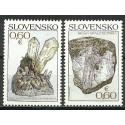 Słowacja 2013 Mi 718-719 Czyste **