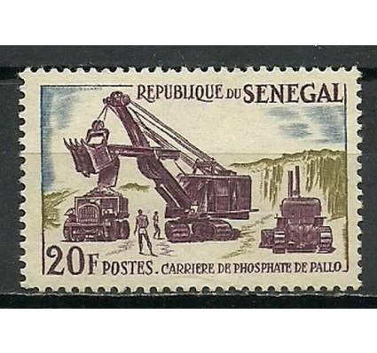 Znaczek Senegal 1964 Mi 284 Czyste **