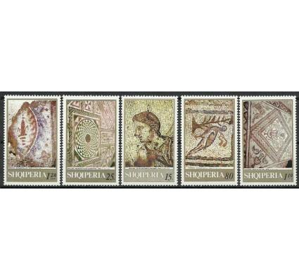 Znaczek Albania 1969 Mi 1396-1400 Czyste **