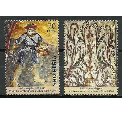 Znaczek Albania 2007 Mi 3158-3159 Czyste **