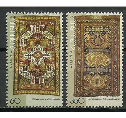 Znaczek Armenia 2005 Mi 527-528 Czyste **