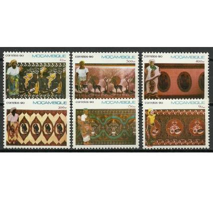 Znaczek Mozambik 1990 Mi 1193-1198 Czyste **