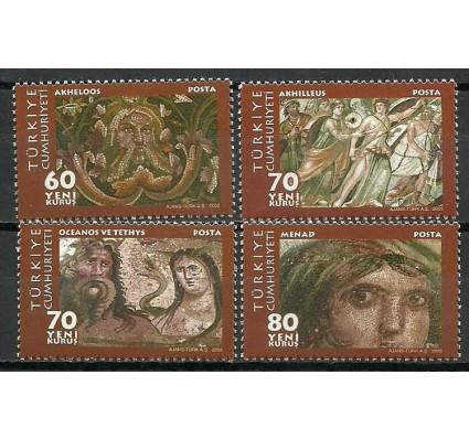 Znaczek Turcja 2005 Mi 3450-3453 Czyste **