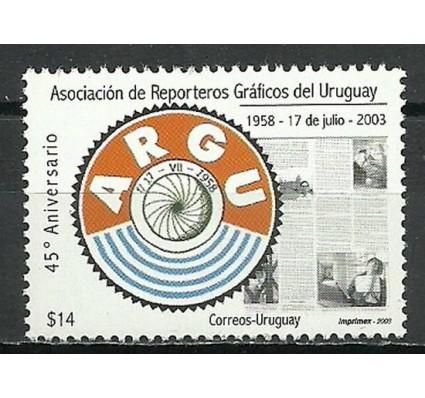 Znaczek Urugwaj 2003 Mi 2760 Czyste **