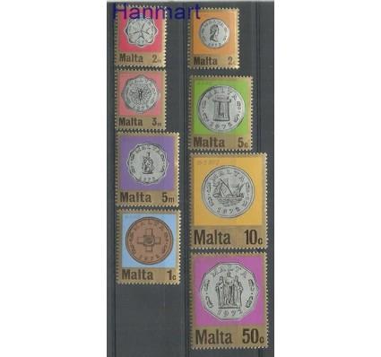 Znaczek Malta 1972 Mi 439-446 Czyste **