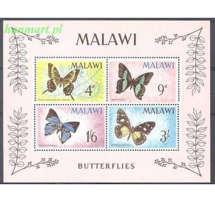 Malawi 1966 Mi bl 5 Czyste **