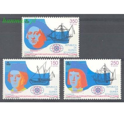 Gwinea Równikowa 1991 Mi 1738-1740 Czyste **
