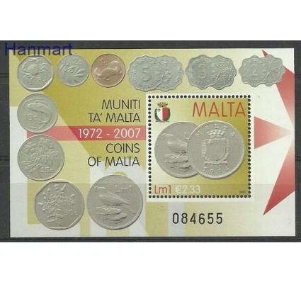 Znaczek Malta 2007 Mi bl 41 Czyste **