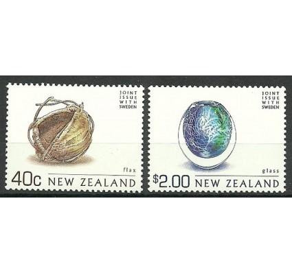Znaczek Nowa Zelandia 2002 Mi 1985+1991 Czyste **