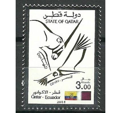 Znaczek Katar 2014 Mi 1424 Czyste **