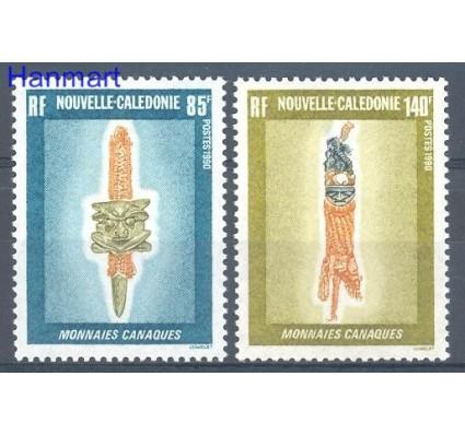Znaczek Nowa Kaledonia 1990 Mi 870-871 Czyste **