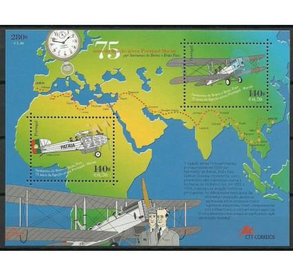 Znaczek Portugalia 1999 Mi bl 148 Czyste **