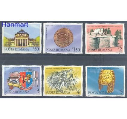 Znaczek Rumunia 1988 Mi 4518-4523 Czyste **