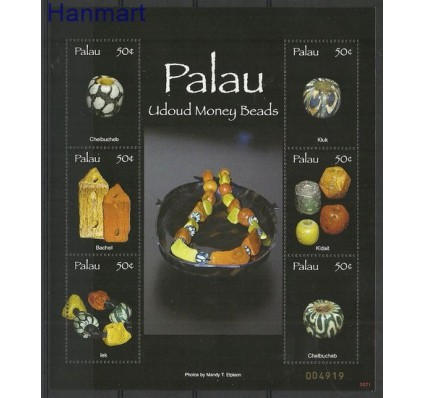 Znaczek Palau 2007 Mi 2659-2664 Czyste **