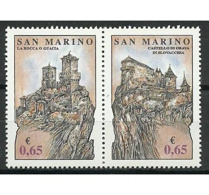 Znaczek San Marino 2007 Mi 2308-2309 Czyste **
